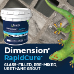Dimension RapidCure Grout