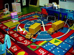 Children/Juvenile Carpet