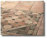 paver tile floors
